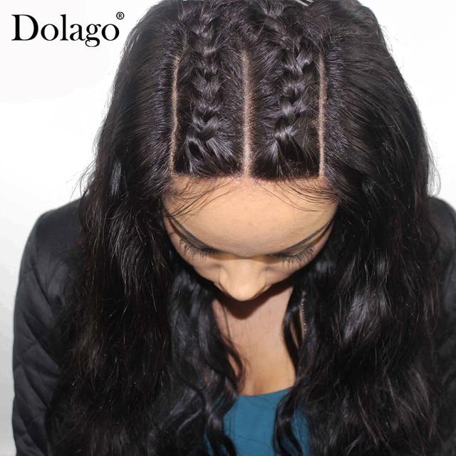 Body Wave 5x5 Lace Closure Bleached Knots Human Hair Closure