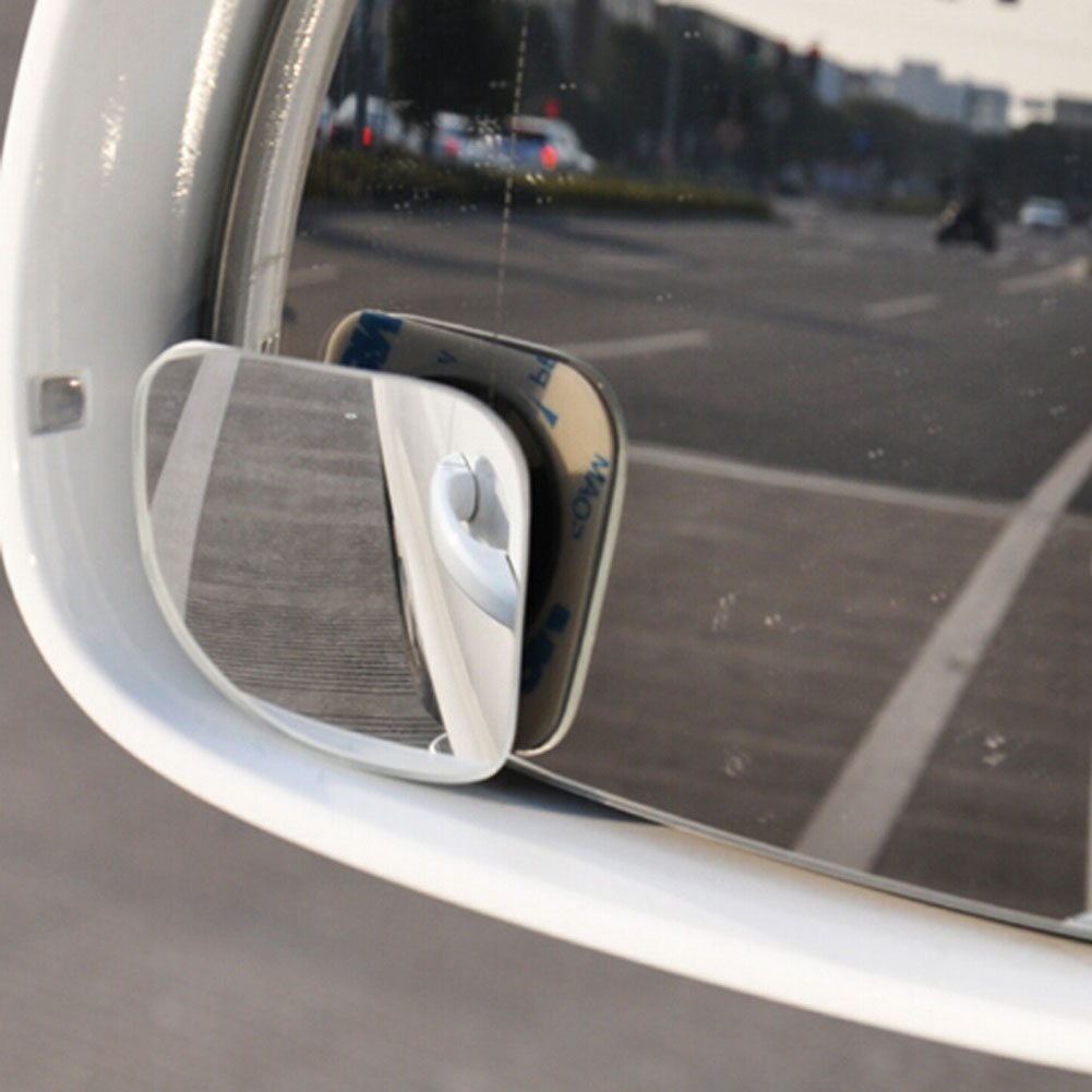 Good Quality 360 Wide Round Mirror Angle Car Side Blind Spot Mirror Wide Rear View Mirror Small