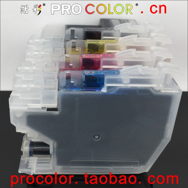 Full LC3019XL LC3019 LC3017 refill inkjet cartridge for BROTHER MFC-J5330DW MFC-J6530DW MFC-J6930DW MFC-J6730DW ink Printer chip main board for brother mfc 7840n mfc 7840 mfc 7840 7840n formatter board mainboard
