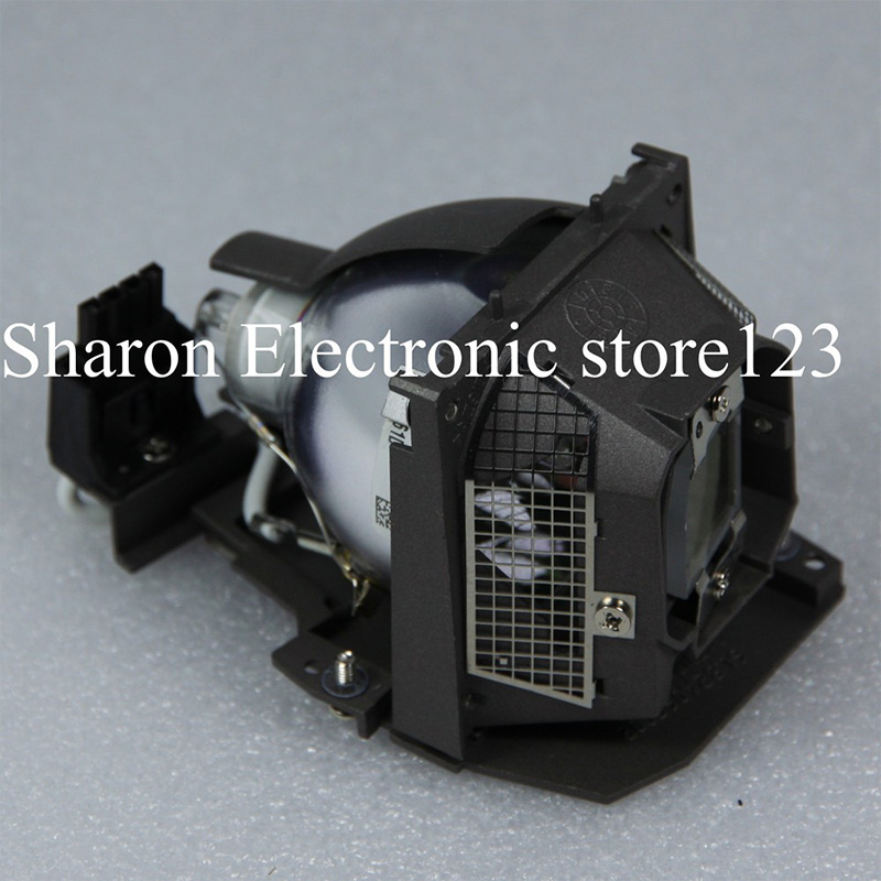 Free Shipping Brand New Brand New Replacement Lamp with Housing 725-10003 For DELL 3400MP free shipping brand new replacement lamp with housing 5j 08001 001 for mp511