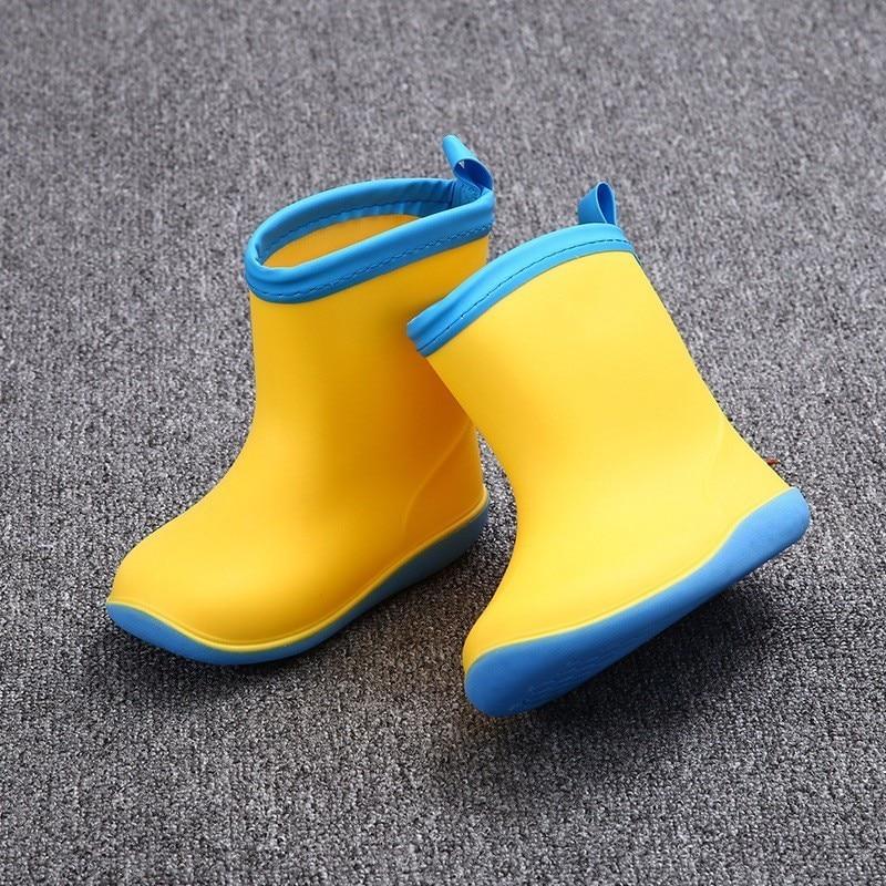 Dwayne kinderen slip plus fluwelen warme waterdichte regenlaarzen - Kinderschoenen - Foto 3