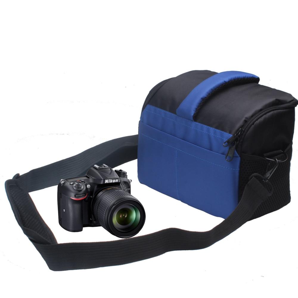 DSLR Water-Proof Camera Shoulder Bag Case For Nikon D810 D750 D7200 D5500 D3300