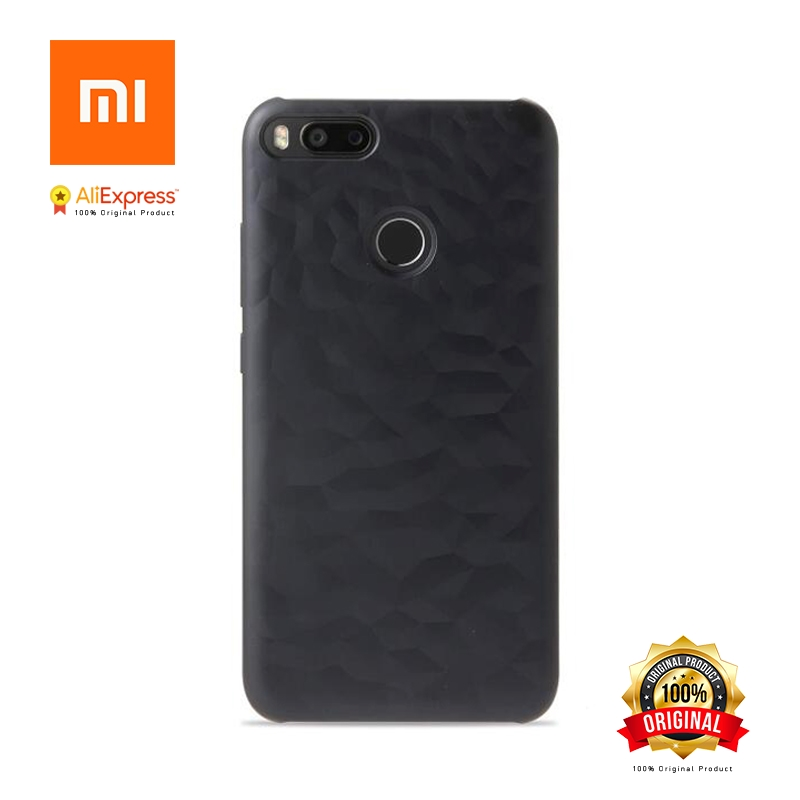 Xiaomi Mi A1 Mi 5X New Original Case Bumper Screen Protector Film PET for Mi 5x(Mi a1) Plastic Color Changes When Light Abstract