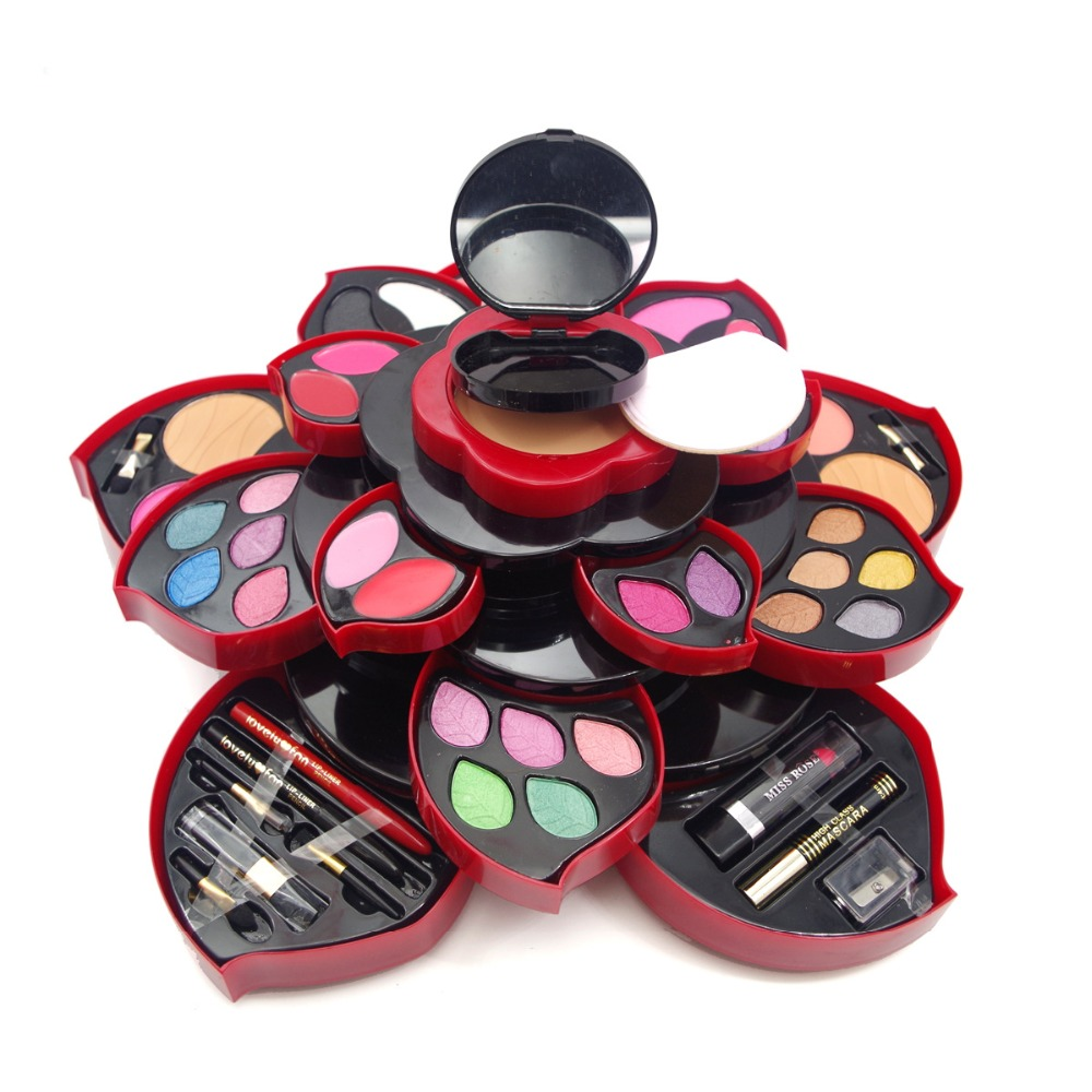 Miss Rose professional Makeup set the Ultimate Colour Collection Makeup Box Collection Party Wear for makeup artist MS002 1