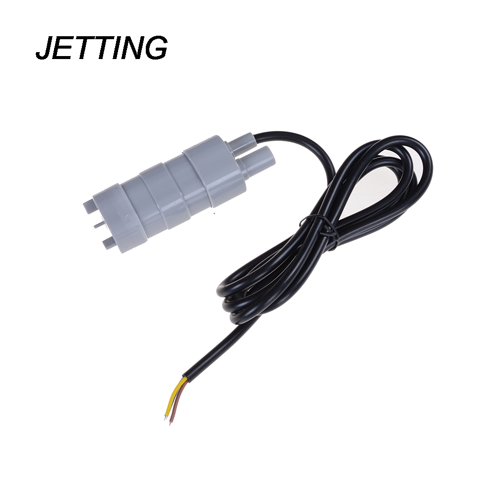 Jetting 12v Dc 14l Min For Solar Aquarium Three Wire Micro Wiring Submersible Water Pump Motor 1pcs In Pumps From Home Improvement On Alibaba