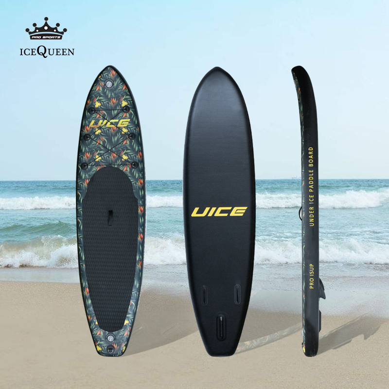 FREE SHIPPING Premium 10 10 6 Inflatable Stand Up Paddle Board Inflatable SUP Board with optional