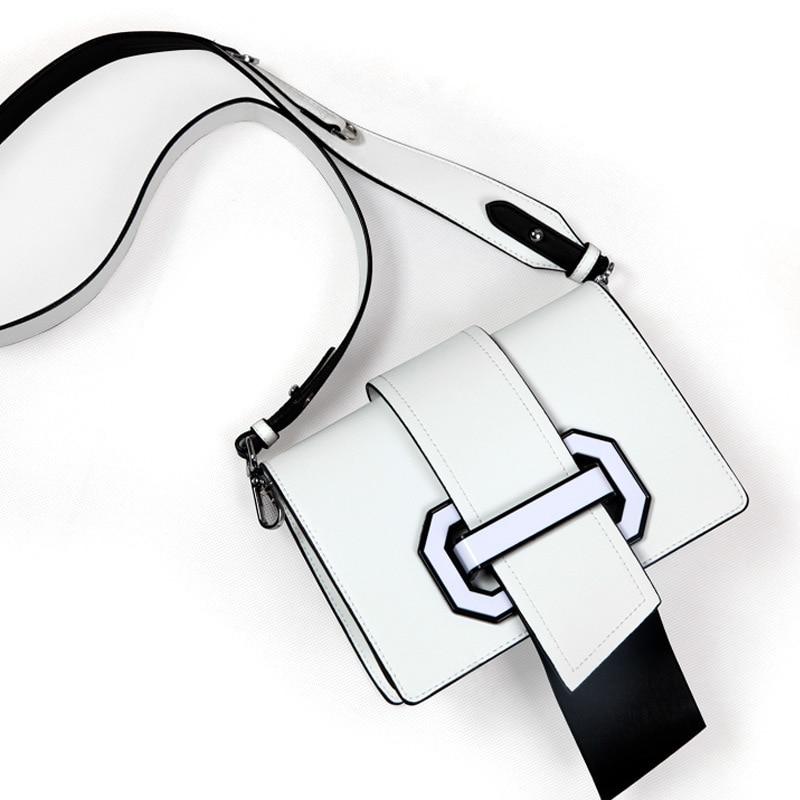 Фотография Genuine Leather Women Handbag Hot Selling Women Bags Large Brand Bags Sales Messenger Bag Top Quality Fashion Crossbody Bag