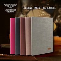 Original KAKU Silk Series Business Smart Cover Pu Leather Case For Apple IPad Mini 1 2