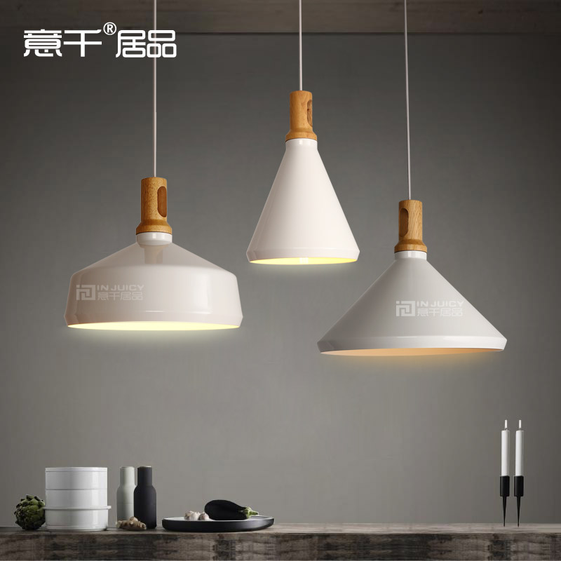 Nordic Loft Industrial Wood Pendant Lighting Vintage Ceiling Lamp Cafe Bar Dinning Room Hanging Lamp Hall Store Restaurant new loft vintage iron pendant light industrial lighting glass guard design bar cafe restaurant cage pendant lamp hanging lights