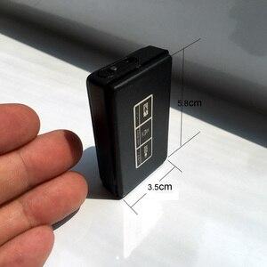 Image 2 - Digital Voice Recorder Magnetic fixation Portable Audio Sound recording 1000 MAH High capacity Li ion battery (DW218)
