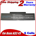 Аккумулятор для ноутбука Asus A9 F2 F2F F2J F3 F3E F3F F3H F3J F3L F3P F3Q F3T F3U F3SA A32-F3 90-NIA1B1000 90-NI11B1000