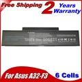 JIGU Laptop Battery For Asus A9 F2 F2F F2J F3 F3E F3F F3H F3J F3L F3P F3Q F3T F3U F3SA A32-F3 90-NIA1B1000 90-NI11B1000