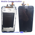 Оригинальный F240 С Сенсорным Экраном Дигитайзер Для LG Optimus G Pro F240 E985 E980 Сенсорная Панель с Рамкой Замена