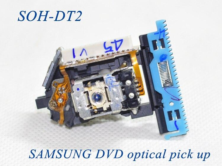 Сменный лазерный объектив для фотографий, оптический приемник SOHDT2 DVD, лазерный блок SOH DT2, оптическая головка T544 B4G20S lens replacement lens laserlens optical   АлиЭкспресс