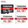 TOSHIBA Memory Card 128GB 64GB 32GB UHS 3 Max Read Speed 90M S 16GB Micro Sd