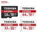 Toshiba tarjeta de memoria de 128 gb 64 gb 32 gb uhs-3 max velocidad de lectura 90 m/s 16 gb class10 de tarjeta sd micro uhs-1 tarjeta de memoria flash Microsd