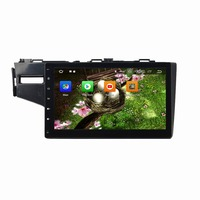 KLYDE 10.1 2 Din 8 Core Android 8.0 For Honda FIT 2014 2015 Car Multimedia Player