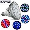 Full Spectrum 15W 21W 27W 36W 45W 54W Red Blue IR UV White LED Grow Light