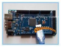 1set 1pcs ADK Mega 2560 2012 ARM Version Main Control Board 1pcs USB Compatible With Google