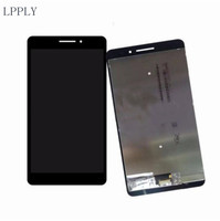 LPPLY NEW LCD assembly For Lenovo Phab Plus PB1 770N PB1 770M PB1 770 LCD Display Touch Screen Digitizer Glass Free Shipping