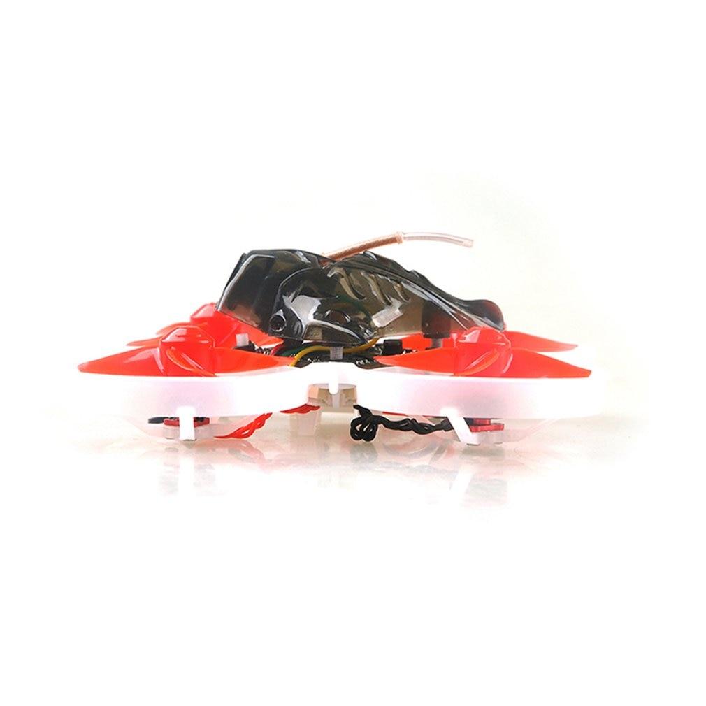 Happymodel Mobula7 75mm Mini Crazybee F3 Pro OSD 2 s RC FPV avión teledirigido de carreras con la actualización BB2 CES 700TVL BNF Básicos/estándar juguete - 6