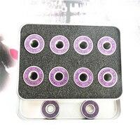 Skating Bearing For Inline Roller Skates Skateboard Drift Skate Board 7 Beads With Chrome Steel Stable