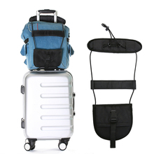 hot deal buy travel accessories  telescopic luggage strap travel bag parts suitcase fixed belt trolley adjustable security accessories