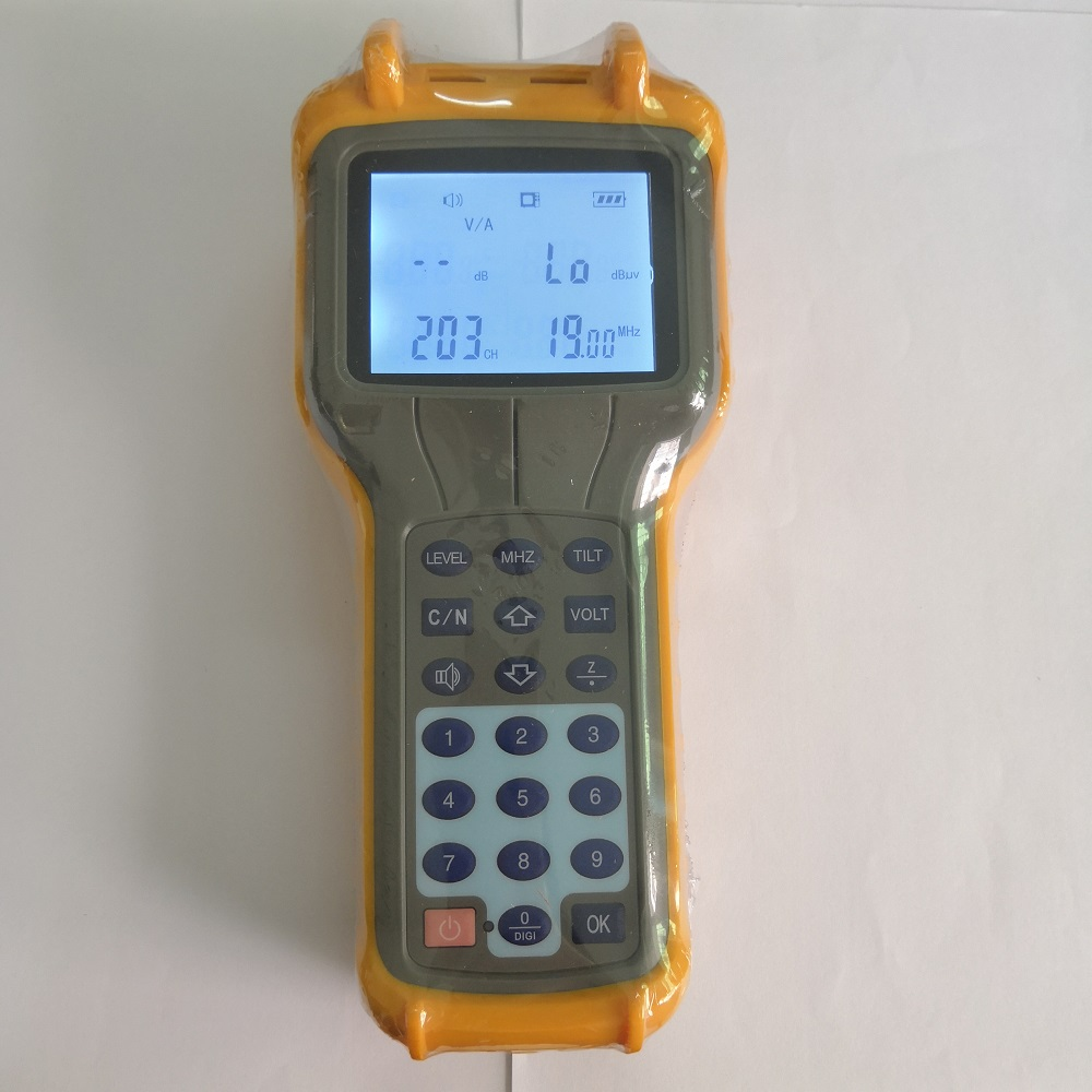 Economic TV Signal Tester CATV Signal Level Meter RY-S110 46~870MHz