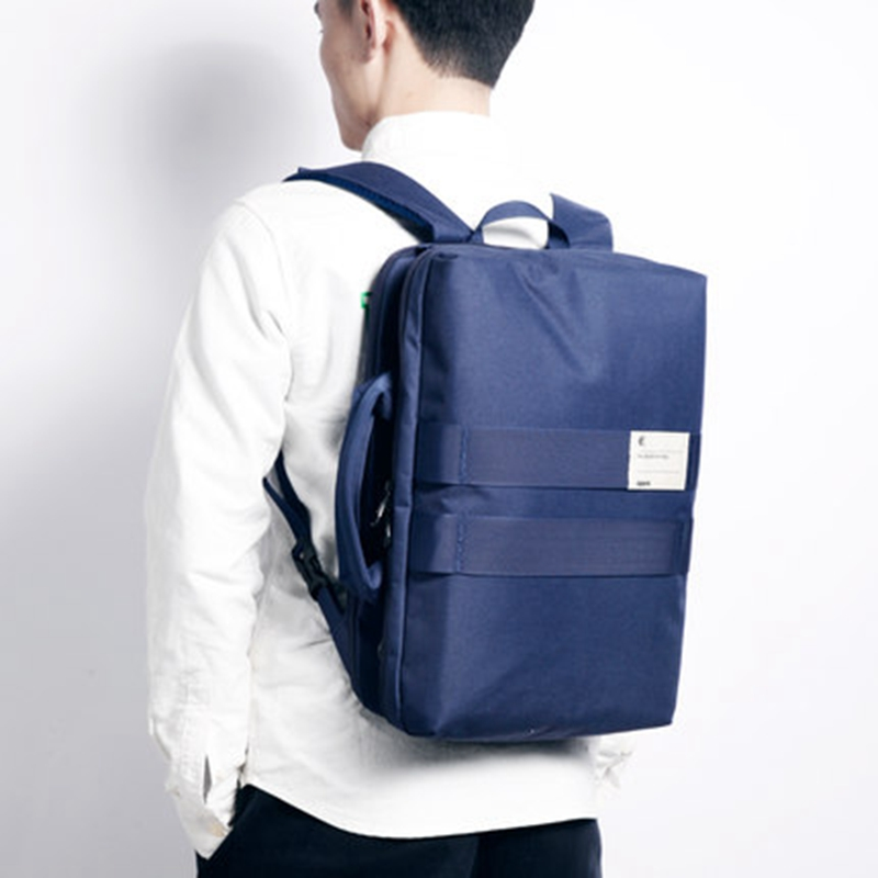 New Group Daily Capacity Backpack rucksacks leisure for teenage Men Functional Versatile Bag for 15.6 Inch Laptop author unknown organic functional group preparations
