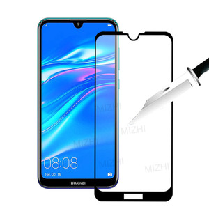 Image 5 - 2PCS Tempered Glass For Huawei Y7 2019 Case Glas On For Huawei Y7 Prime 2019 DUB LX1 DUB LX2 DUB LX3 y72019 7y pro Safety Glass