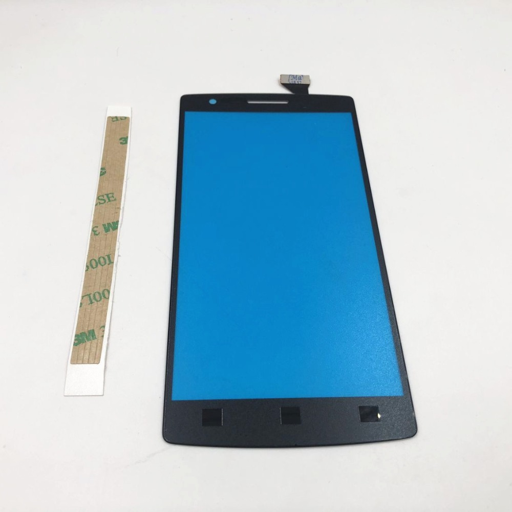 Touch Screen Digitizer Glass Lens Sensor Replacement Parts For Oneplus One 1+ A0001 Mobile Phone Touch Pane