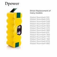 14 4V 3800 4500 4800 6000mAh Ni MH Rechargeable Battery Vacuum Cleaner Battery Replacement Suitable For