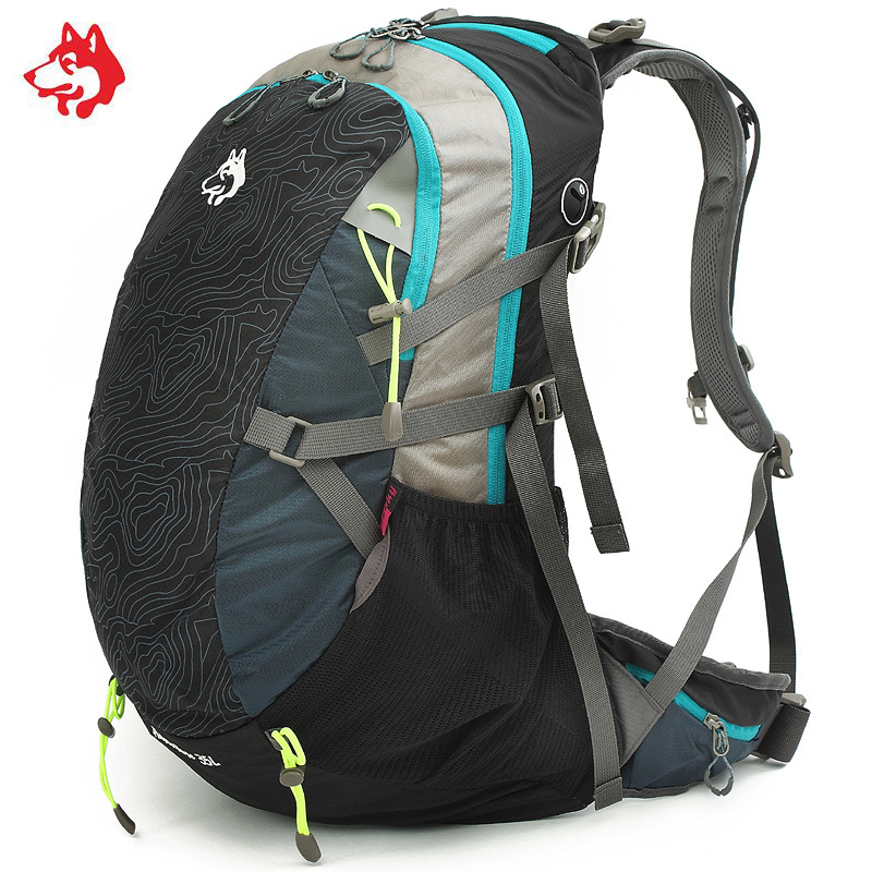 Famous Brand Outdoor Sports Travel Hiking Backpacks Bag For Sport Mochila Camping Climbi ...