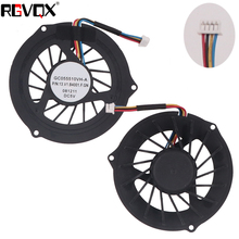 New Laptop Cooling Fan for LENOVO B450 Independent graphics PN: GC057514VH-A DF CPU Cooler Radiator цена