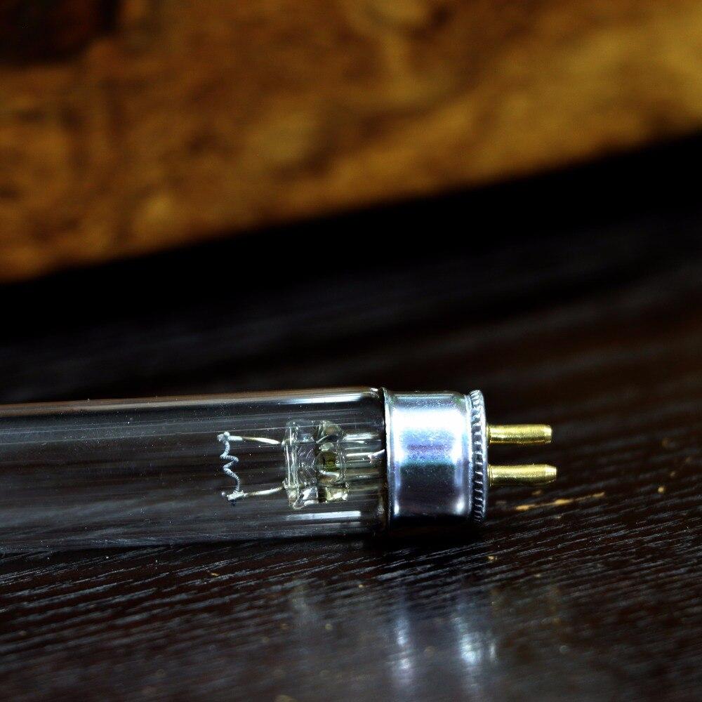 2x UV Quartz Linear T5 G5 Bi-pin Double Ended Sterilizer Replace Light Tube Bulb Ozone & Ozone Free Available