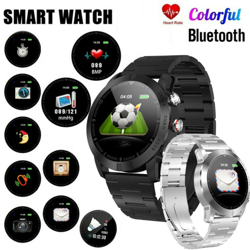 Bracelet Business-Watches Activity-Tracker Phone-Mate Bluetooth Sport Fitness Multifunction