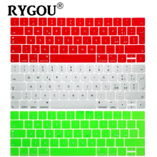 Italian Italy Keyboard Sticker For New Macbook pro 13 15 inch with touch bar A1706 A1707, A1708 keyboard Protective cover Film
