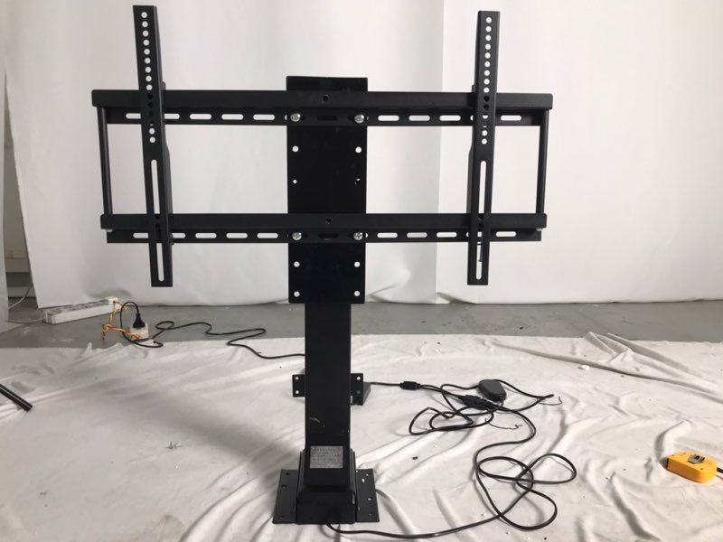 1000mm 700N  32'' to 70'' TV Wall Mount Double Arm/Motorized TV Lift With memory function