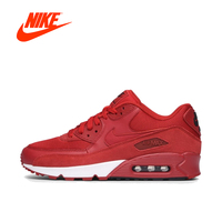 2018 Footwear Winter Athletic Original NIKE AIR MAX 90 Running Shoes for Men ESSENTIAL Jogging Breathable gym Stable Sneakers