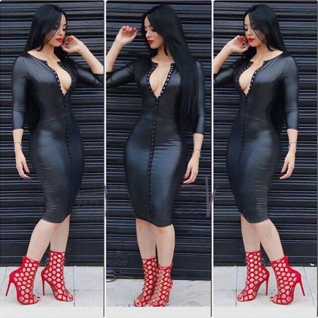 Black women spring dresses
