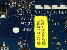 Hot Recomment !!!Russia France Ukraine…698399-501 QCL50 LA-8711P REV : 1.0 Laptop motherboard for HP Envy M6 notebook pc
