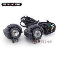 Для Ducati hyperstrada 820/939 Multistrada 1200/S/ТГВ мотоциклетные спереди головного света вождения AUX Фары противотуманные лампы