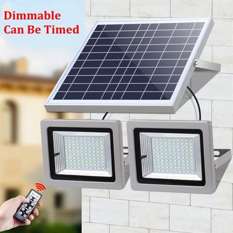 diodo emissor de luz holofote luz solar 5730 smd movido a energia solar led sensor