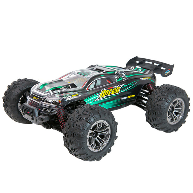 High-Speed Remote Control RC Cars Toys 9136 1/16 2.4G 4WD RC Car 36km/H Bigfoot RTR Toy 4 WD 2CH Monster Truck Off-Road Cars цены