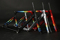 Road Bike Frame 2018 R8000 and MARS Super Light alloy road Frame+ Carbon Fork+headset racing bicycle frame