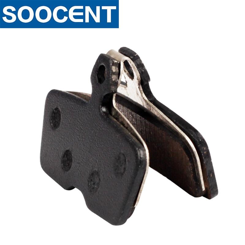 Купить с кэшбэком 4 pairs Bicycle Disc Brake Pads for AVID MTB AVID Code AVID Code R SRAM Code 2011+ Guide -re 2011+ Sram Red 22 S-700 Bike Parts