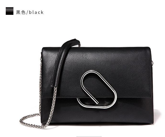 цена на Brand Women Genuine Leather Bag Shoulder Bag hadbag top quality Free shipping 2018 Designer Luxury Famous