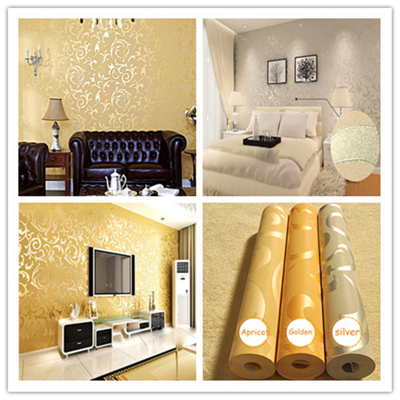 Perfect Decorative Wallpapers For Walls Embellishment - Wall Art ...