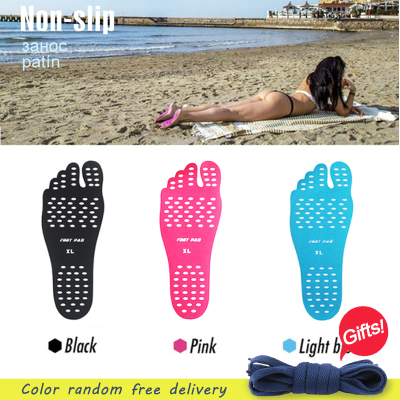 Sticker Shoes Stick on Soles Sticky Pads for Feet beach sock waterproof Hypoallergenic adhesive pad for walking freely insoles sticker shoes stick on soles sticky pads for feet beach sock waterproof hypoallergenic adhesive pad for walking freely insoles