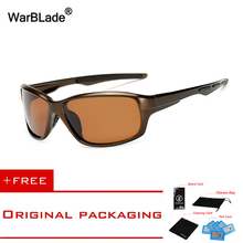 2020 New Men Polarized Sunglasses Fashion Gradient Male Driving Glass UV400
